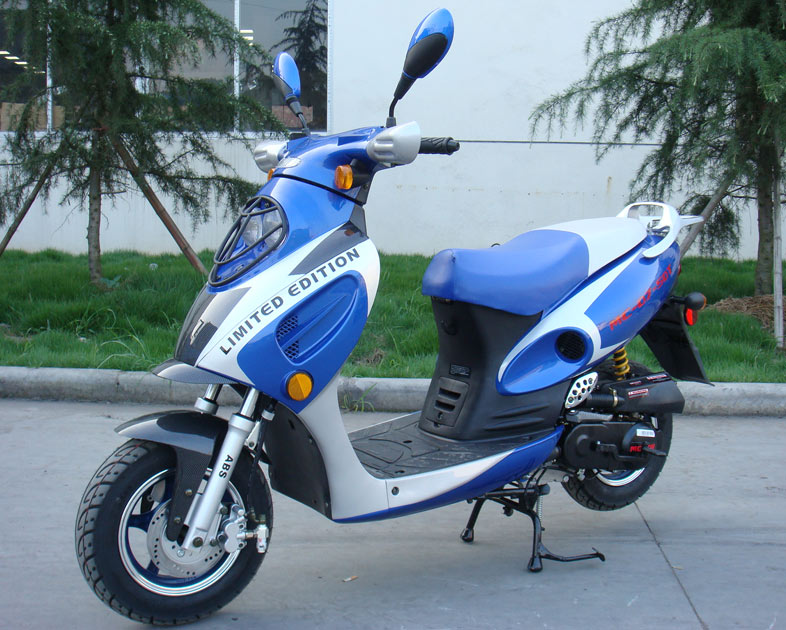 Roketa Bahama 50 MC-07-50 Scooter