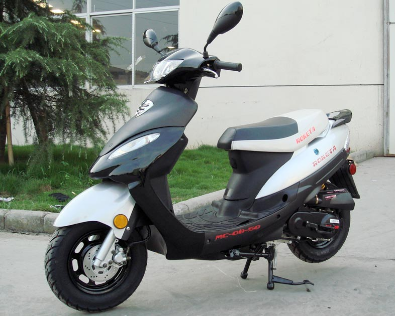 Maui GL MC-08-50 by RoketaGas Powered Scooters York PA's Biggest Dealer